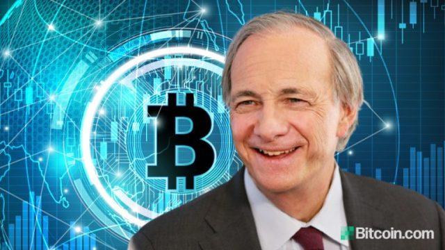 Bridgewater Associates' Ray Dalio Warns Crypto's Success Could Bring Tough Regulation