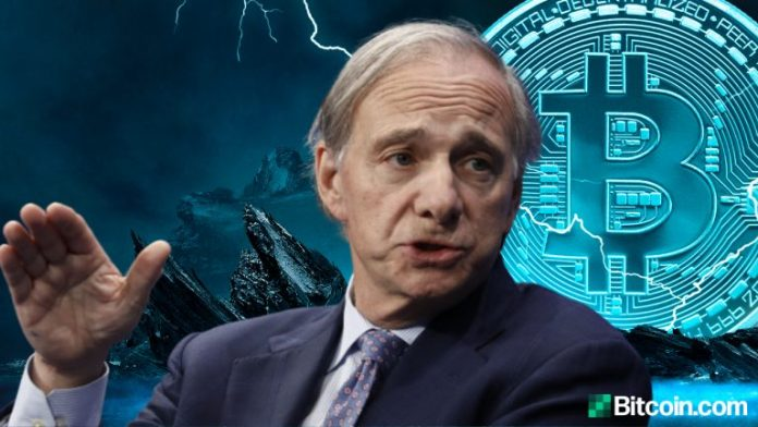 Bridgewater Founder Ray Dalio Says Government Outlawing Bitcoin Is 'a Good Probability'