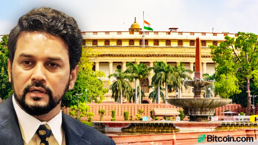Indian Government Confirms Crypto Bill Is Being Finalized — Existing Laws Inadequate