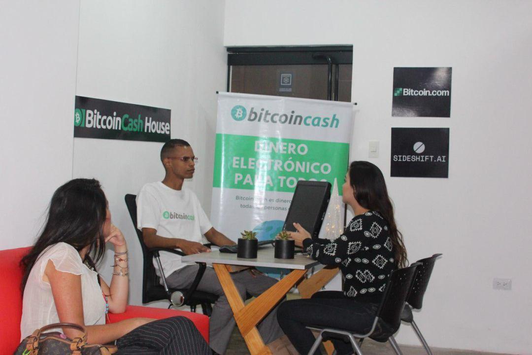 Bitcoin Cash House Launches Crypto Hub in Venezuela