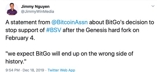 Two Reports Criticize Bitcoin SV Miners and the Chain's Upcoming Fork