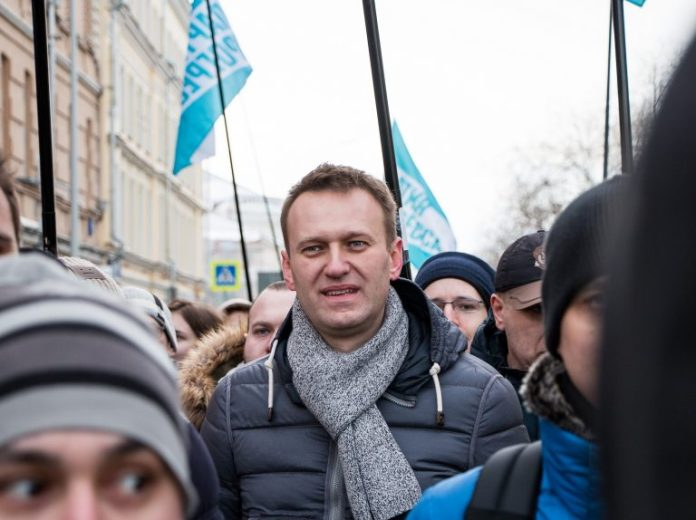 Russian Opposition Leader Navalny Raises $700,000 in Crypto Donations