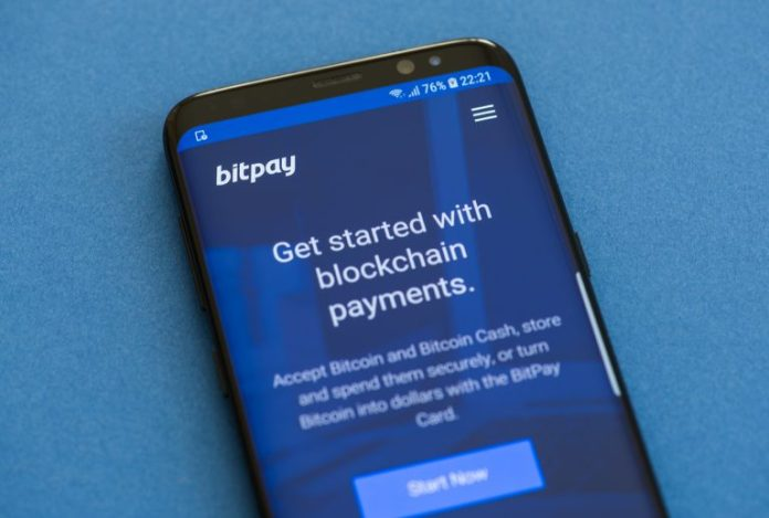 Bitpay App Users Can Purchase Crypto Via the Firm's Multi-Service Solution
