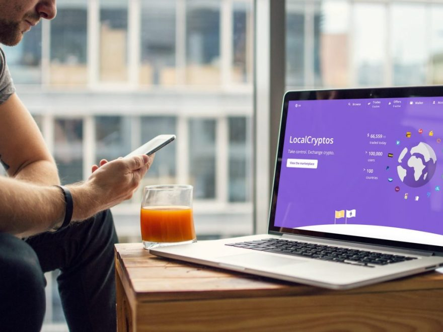 Localcryptos Allows You to Cash Out BTC P2P – Minus the KYC