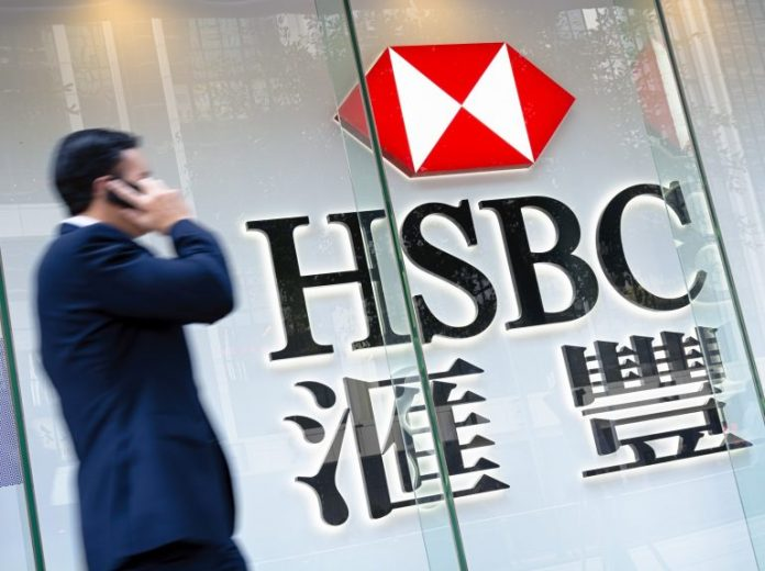 HSBC Closes 2 Branches Following Protests in Hong Kong
