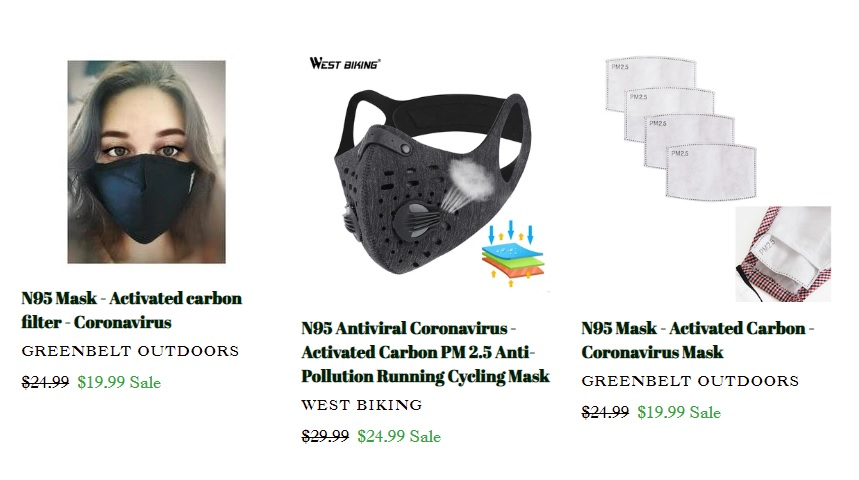 These Online Stores Will Sell You Masks, Gloves, Emergency Items for Cryptocurrency