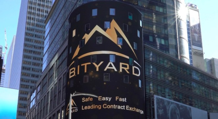 Bityard Cryptocurrency Exchange Makes Trading Complex Contracts Simple
