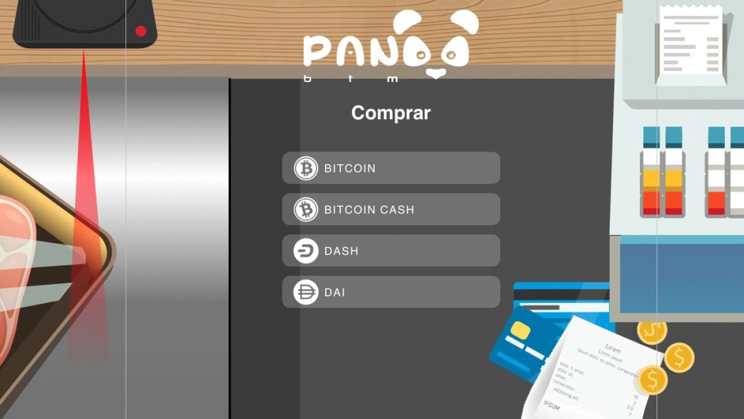 Virtual Panda BTM Launched for Colombian Residents: Dispenses BTC, BCH, DAI, and Dash