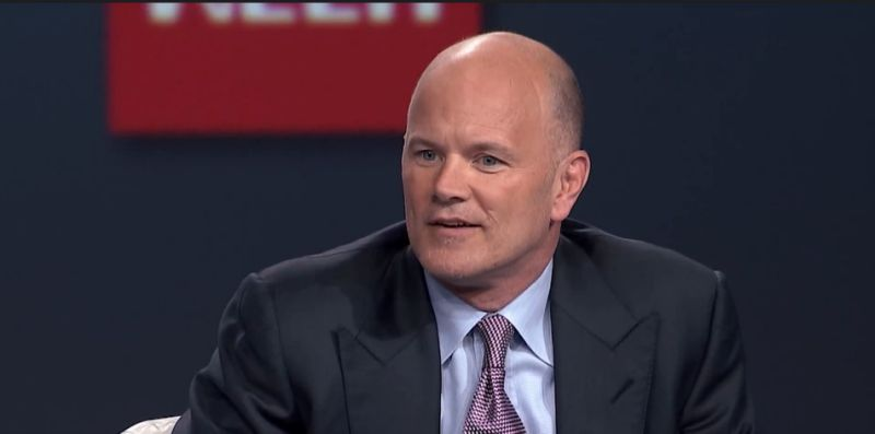 Bitcoin Bull Mike Novogratz Says to Hold More Gold Than Bitcoin