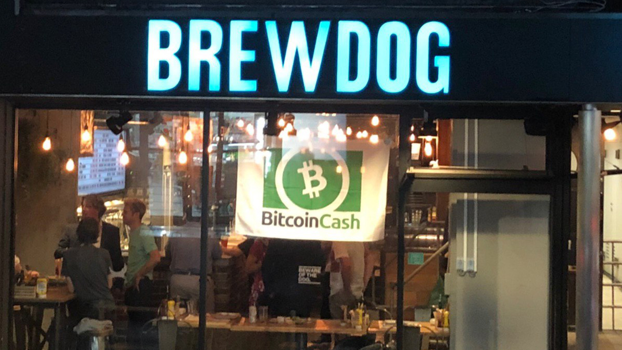 Photo of Brewdog Tokyo Accepts Bitcoin Cash Payments: Local BCH Meetup Gathers to Celebrate | Bitcoin News