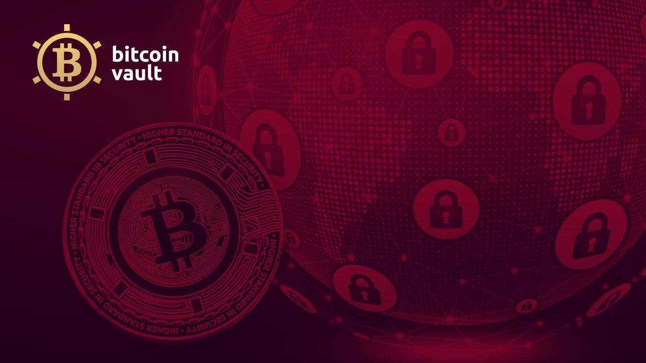 Cryptocurrency and Safety Money, Bitcoin Vault Breaks Stereotypes