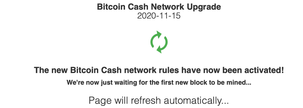 Hash Watch: The Highly Anticipated Bitcoin Cash Fork Is Now Complete
