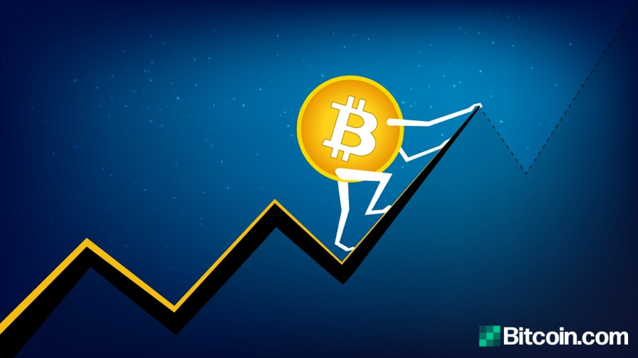 Bitcoin Hits $50K, Crypto Asset Jumps 200% in 3 Months, USD Shorts Touch a Decade High
