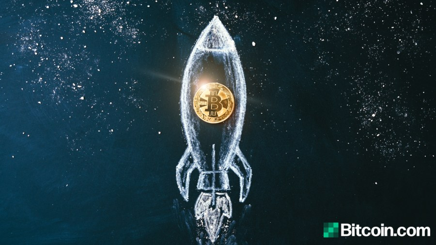 Bitcoin Climbs Past $40k, Analyst Expects Another Jump in BTC Value, ETH Taps New Highs