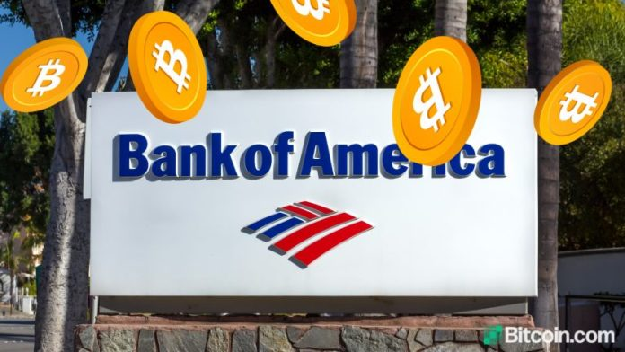 Bank of America Says No Good Reason Own Bitcoin But 'Sheer Price Appreciation' — Not Diversification or Inflation Hedge