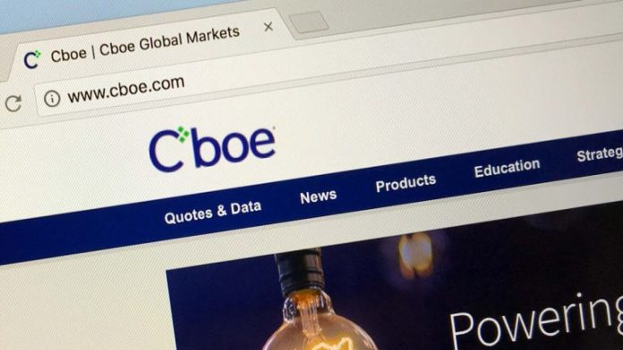The Largest US Options Exchange Cboe Applies to List Vaneck's Bitcoin ETF