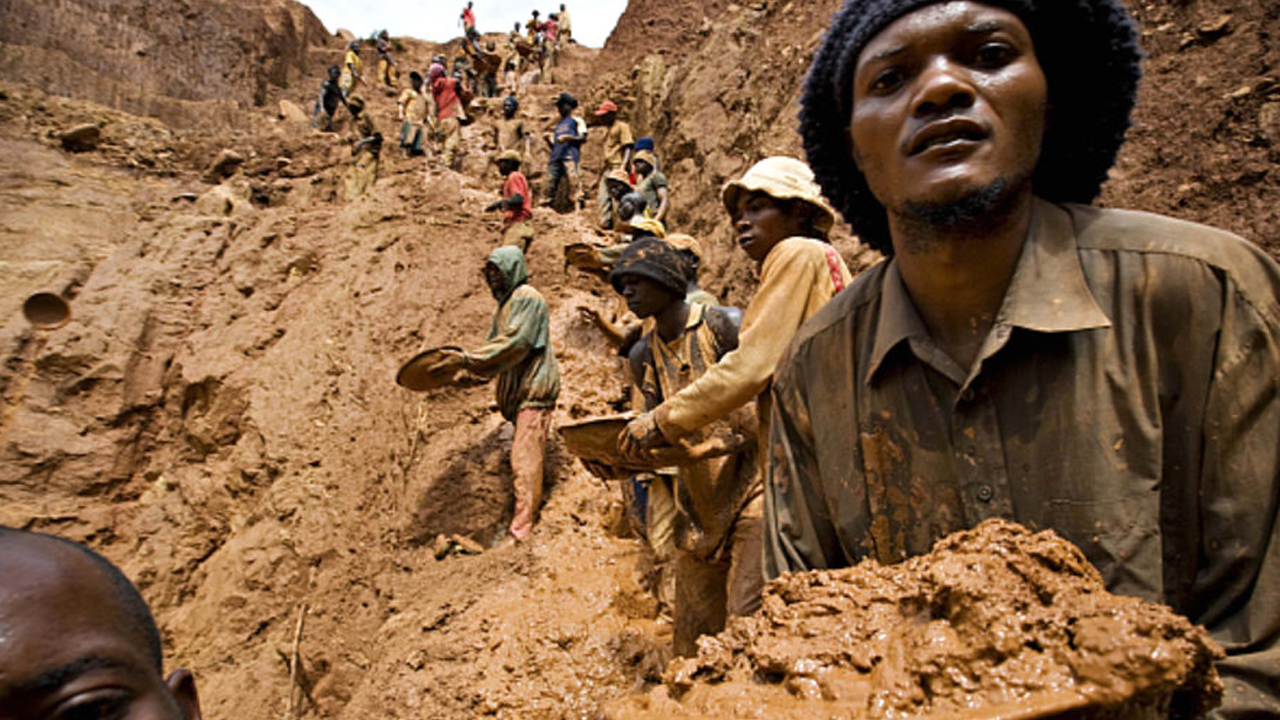 The Congolese Mountain of Gold: Surprise Discovery in Africa Shows Metal's Scarcity Is Hard to Prove