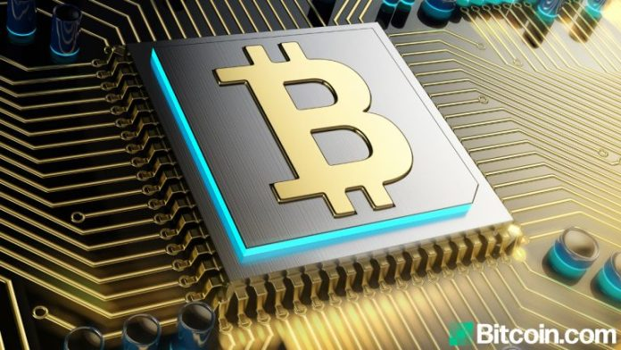 BTC Hashpower Swells: Bitcoin Network Touches 185 Exahash, Hashrate Climbs 18,400% Since 2016