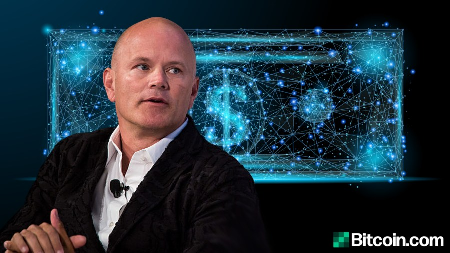 Bitcoin Bull Mike Novogratz Warns of 'Existential Crisis' if the US Fails to Create Digital Dollar