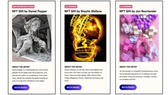 NFT Weekly Roundup: Polygon's Sustainable Minting, Oscars NFTs, And, Yes, Poop Emoji NFTs