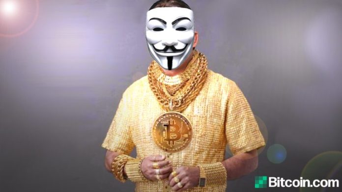 Bitcoin's Creator Satoshi Nakamoto Is Now a Member of the Top 20 World's Richest People