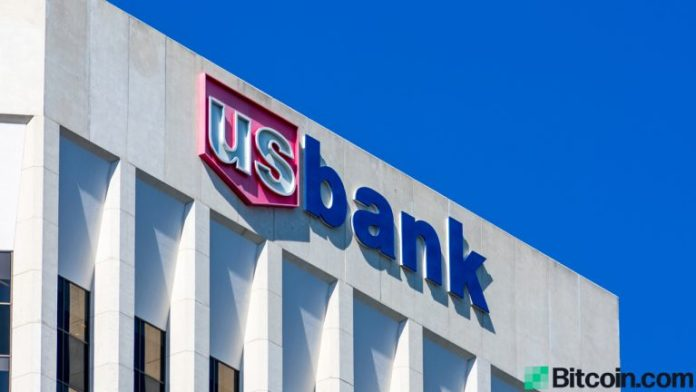America's Fifth-Largest Banking Institution US Bank to Offer Cryptocurrency Custody