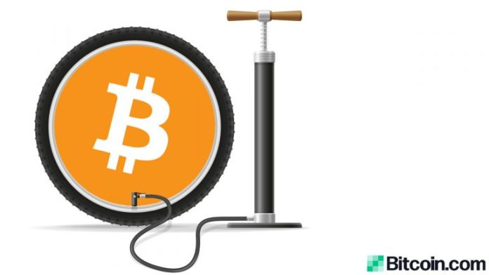While Bitcoin's Price Slumps the Network's Mining Difficulty Reaches a Lifetime High
