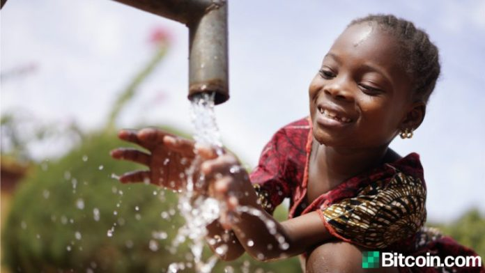 Clean Water Nonprofit Reveals Celebrity-Fueled Bitcoin Water Trust Initiative