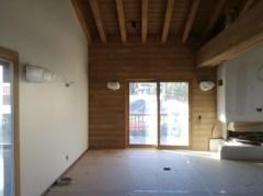 I diffusori B&W Am-1 (ancora nel cellophane!) installati nella Living Room