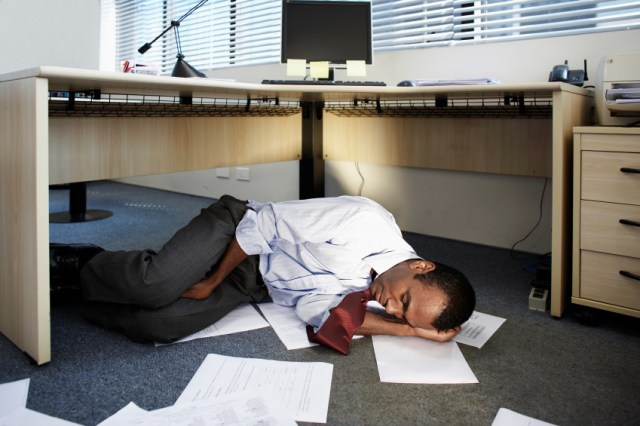 Should You Allow Employees to Sleep on the Job? - HR Daily Advisor