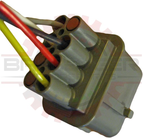 Bosch LSU Sensor for AFX/AFR500/AFR500v2 - Pinout (image 1 of 1)