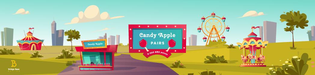 Candy Apple Beginner/Intermediate Pairs