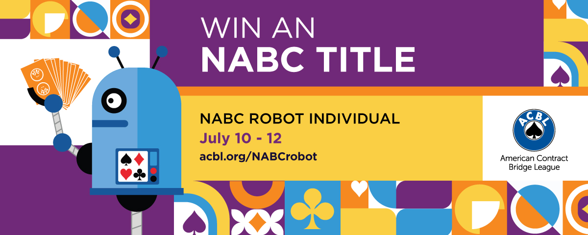 Winners of <strong>NABC</strong> Robot Individual Practice Tournament #2