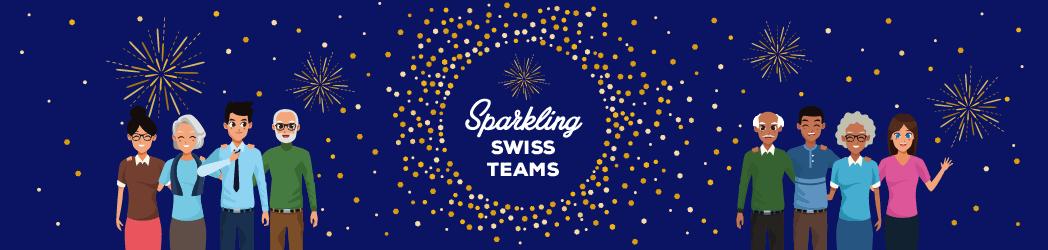 Sparkling Swiss Teams