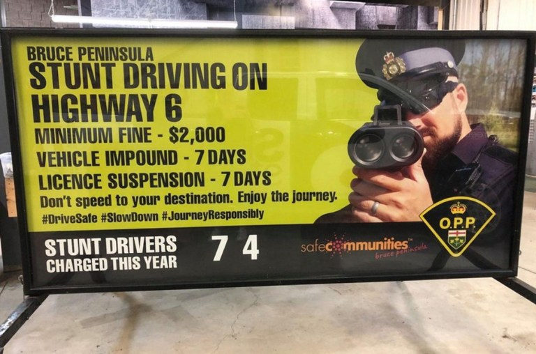 Local effort to curb stunt driving fuels provincial campaign