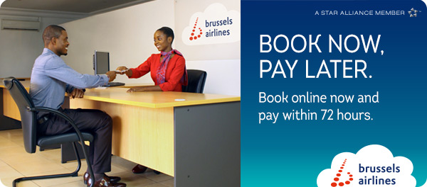 Book now and pay later brussels airlines makes travel for Book now pay later vacation