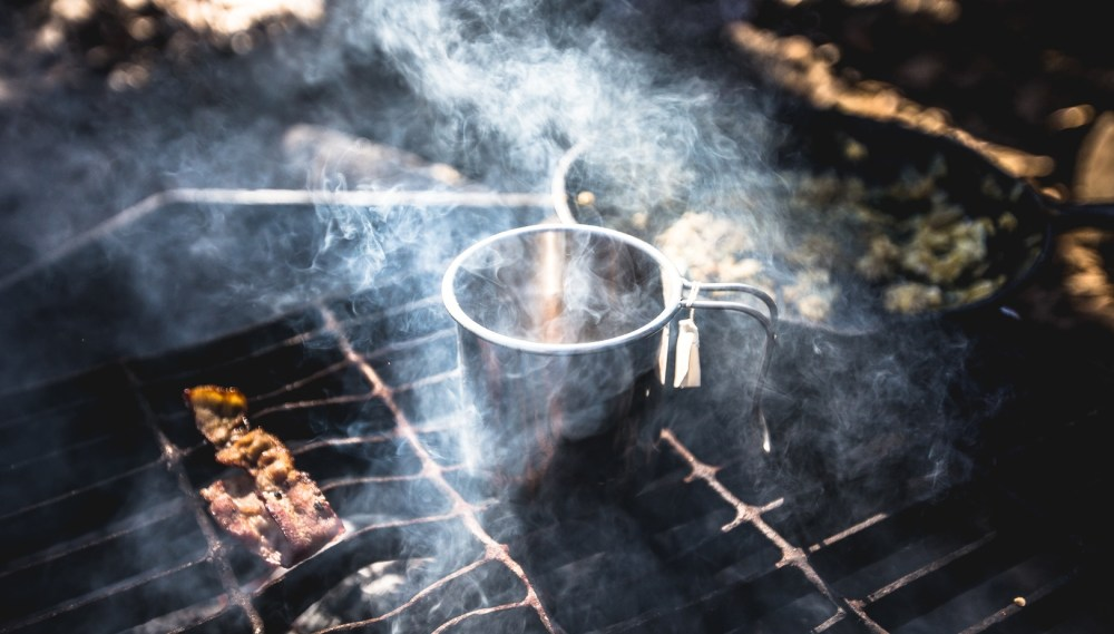 Our favorite cast iron pot camping recipes!