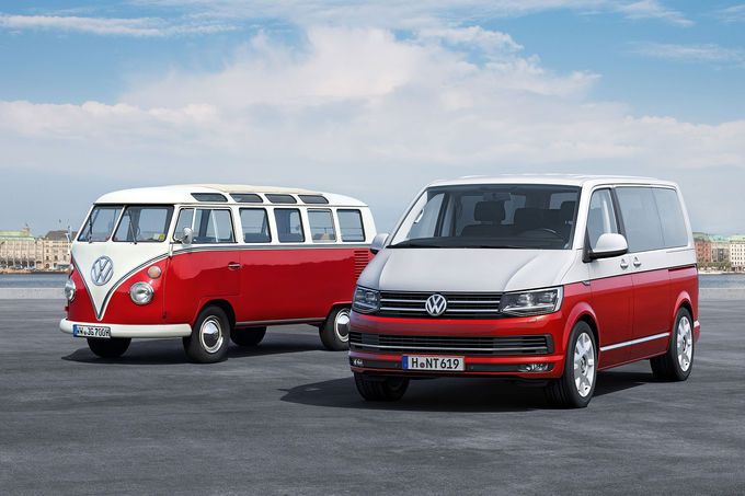 They're bringing back the VW microbus kombi stationwagon… Not!