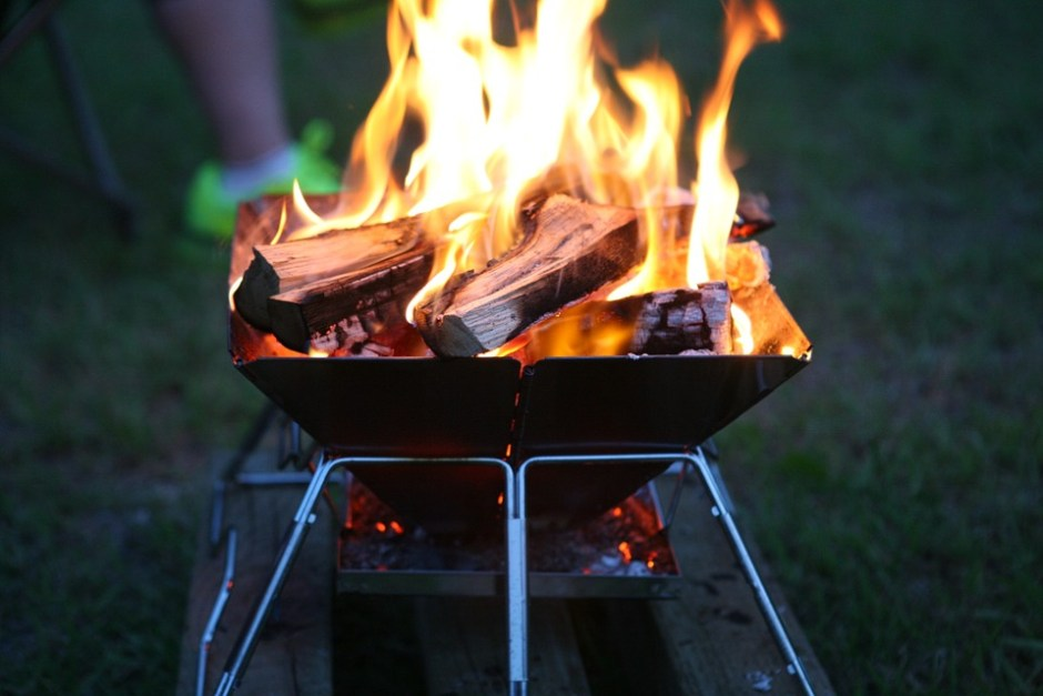 Camping Lagerfeuer