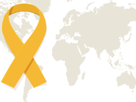 Childhood cancer awareness in Africa