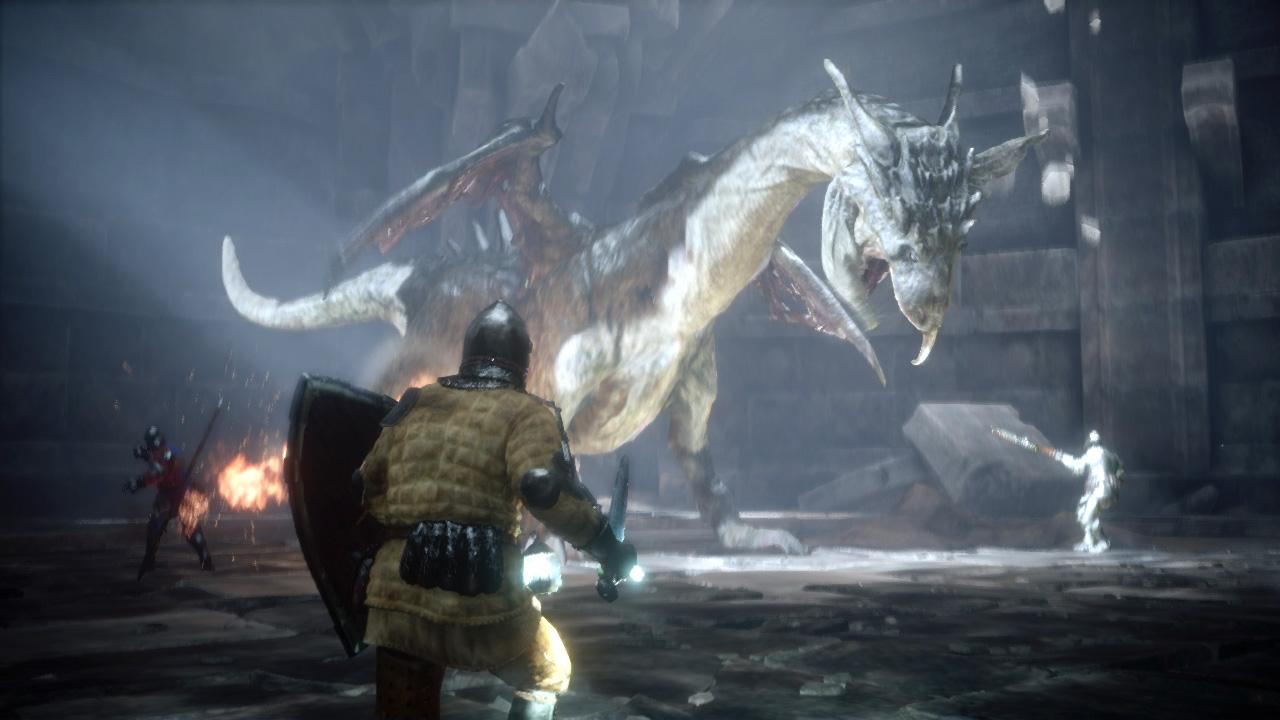 Trailer de Deep Down para PS4 desde la E3