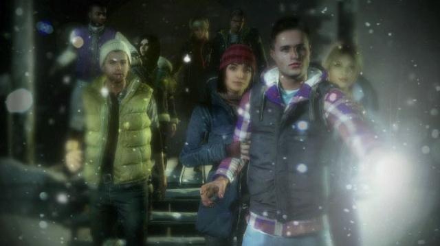 Until Dawn ¿para PS4 y Project Morpheus?