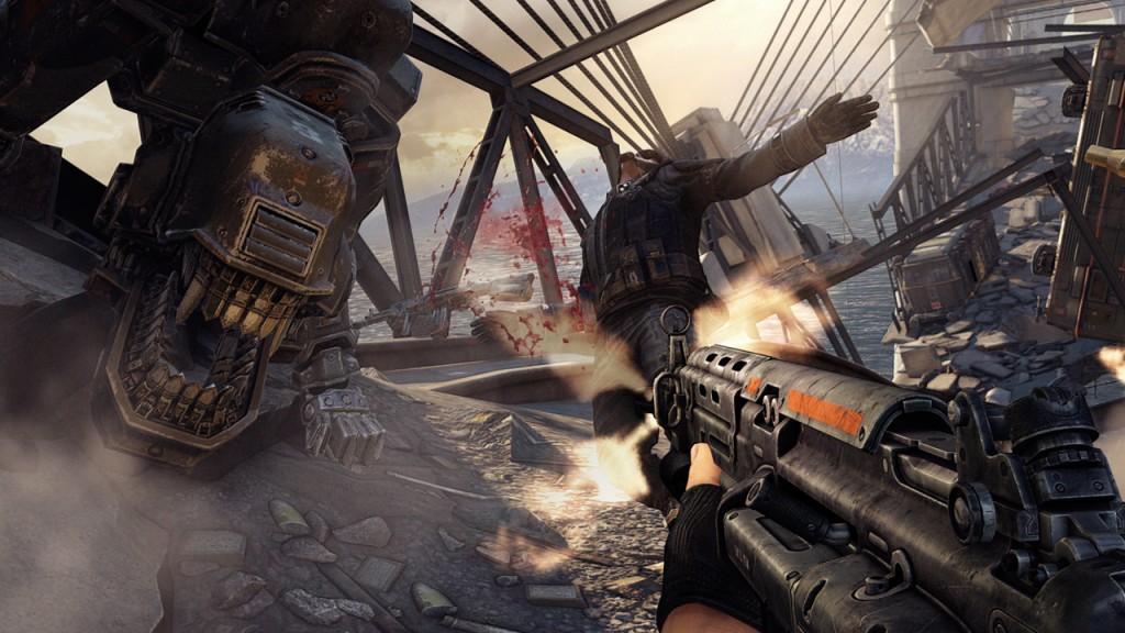 Nuevos videos de Wolfenstein: The New Order