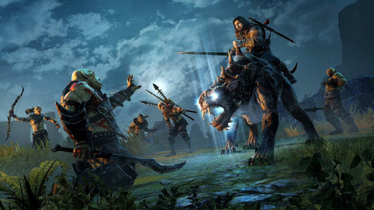 Shadow of Mordor se hace presente en la Comic Con