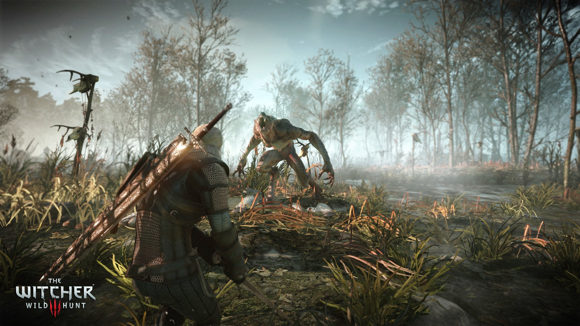 ¡Bombazo! ¡Video extendido de The Witcher 3: Wild Hunt!
