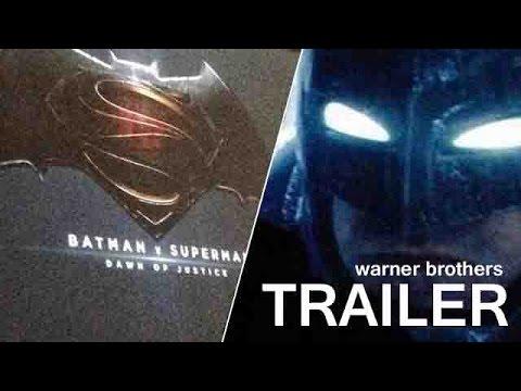 ¡Se filtra el primer teaser de Batman v Superman!