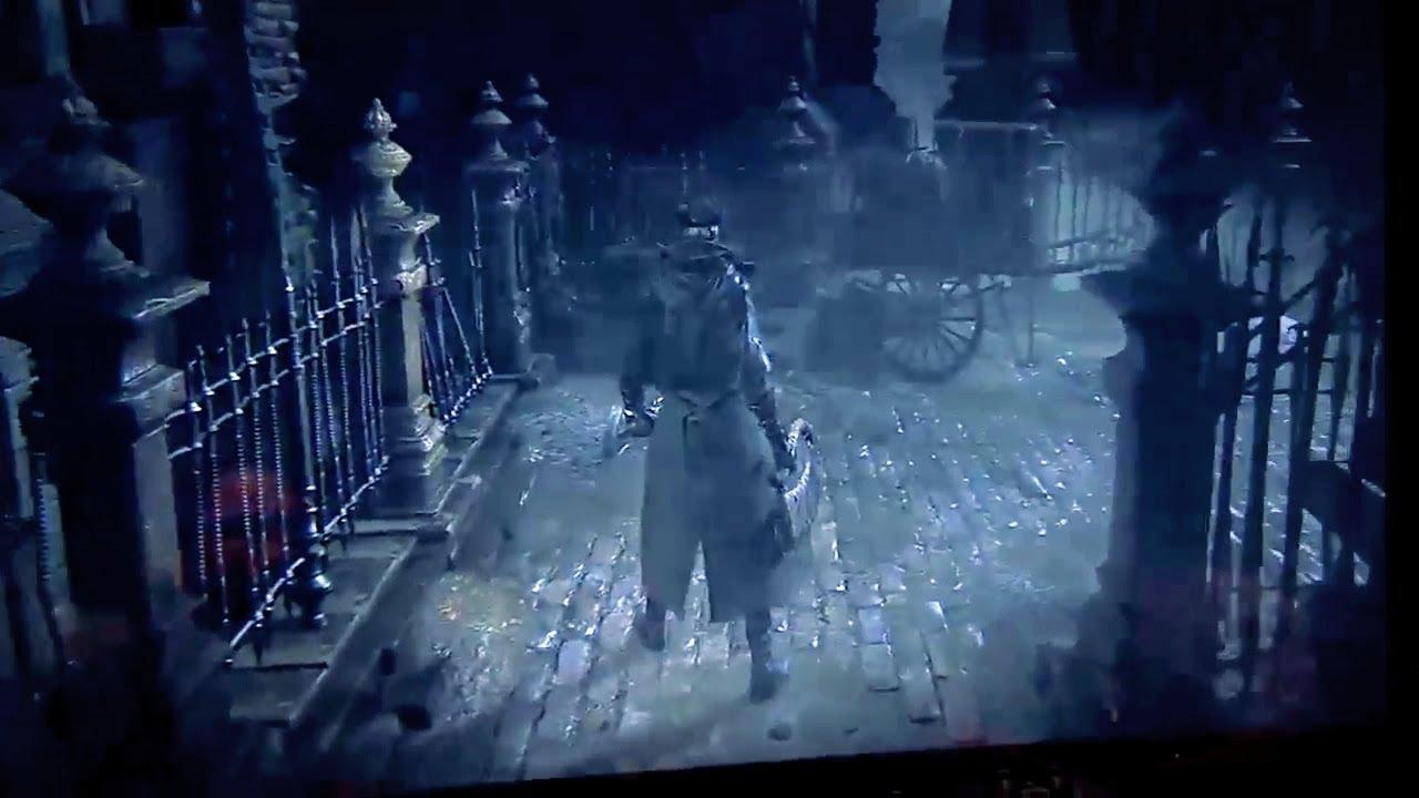 ¡Bloodborne y un video de alto impacto!