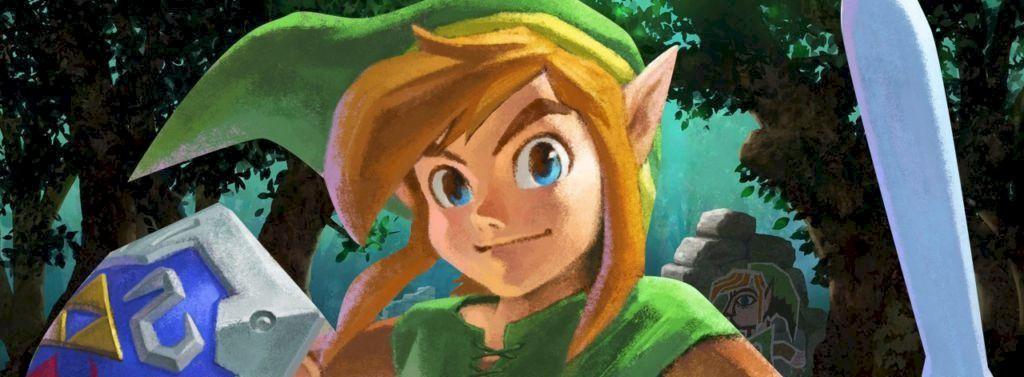 Así es Zelda TriForce Heroes para 3DS