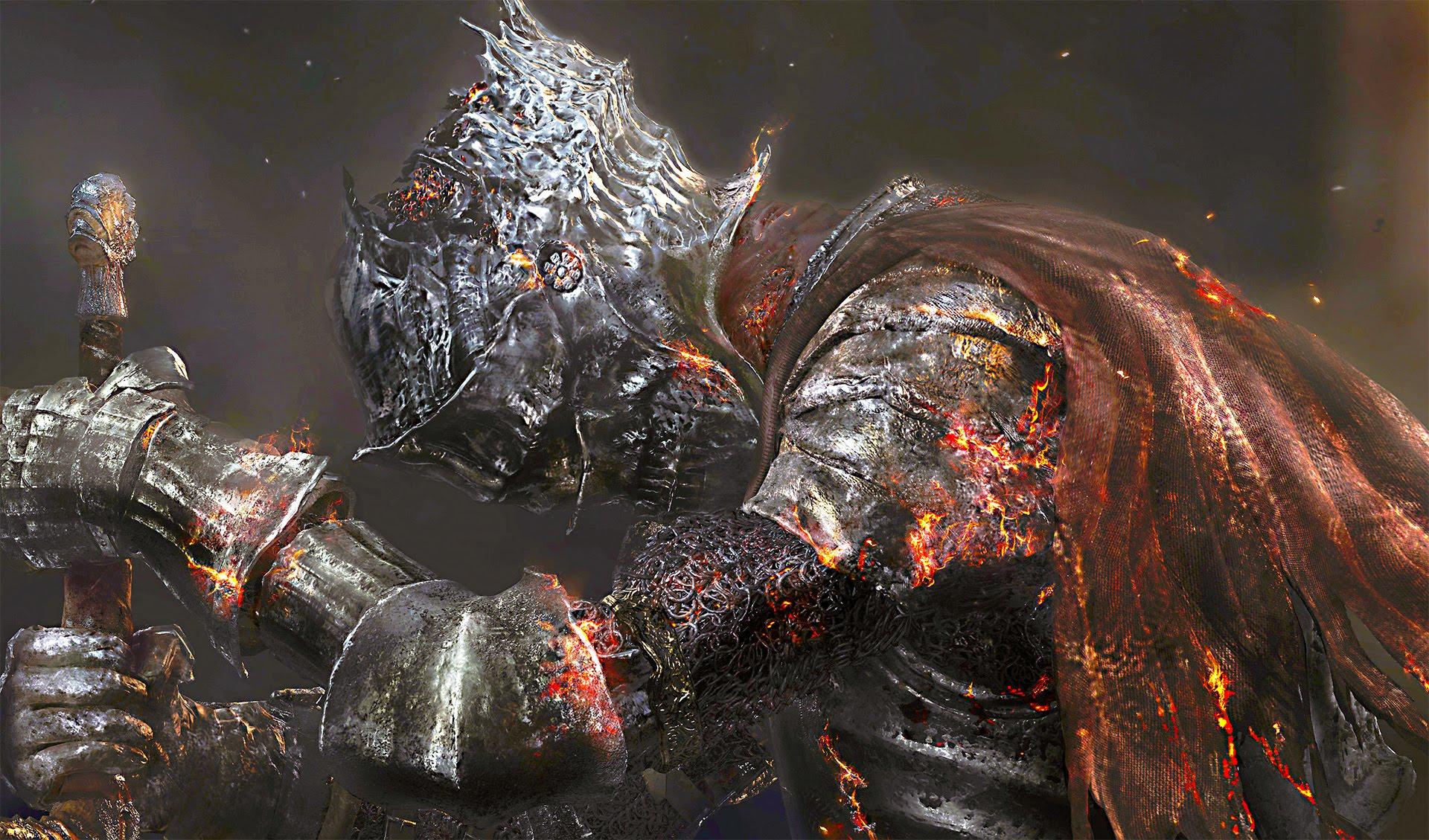 ¡Super gameplay de Dark Souls 3!