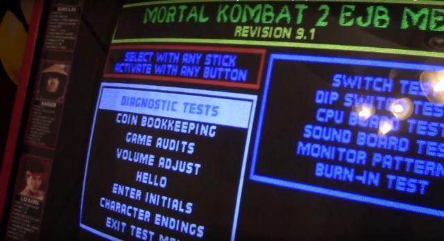 La zona secreta de Mortal Kombat
